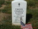 Profile photo:  Calvin Charles Glover