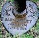 Profile photo:  Baby Sprott