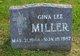 Gina Lee Miller