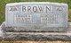 Rev Emmor A. Brown