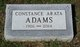 Profile photo:  Constance Ann <I>Arata</I> Adams