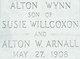 Profile photo:  Alton Wynn Arnall