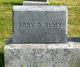 "Profile photo:  Abigail ""Abby"" <I>Davis</I> Almy"