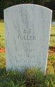 Profile photo:  A B Fuller