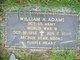 William A Adams