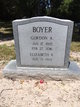 Gordon A. Boyer