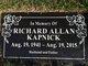 Richard Allan Kapnick