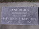 Jane <I>McCallister</I> Black