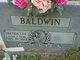 Profile photo:  Wanda Lee <I>Campbell</I> Baldwin