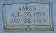 Profile photo:  Aaron Guyton, Sr