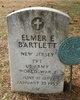 Pvt Elmer E Bartlett