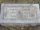 Mrs Sarah Jane <I>Rupert</I> Dege