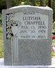 Lutisha <I>Taylor</I> Chappell