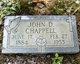 John D Chappell
