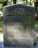 Roger Wayne Nantz Jr.
