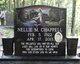 Nellie <I>Morgan</I> Chappell