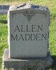 Profile photo:  Catherine <I>Madden</I> Allen