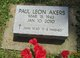 Paul Leon Akers