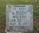 Profile photo:  B. Marie <I>McGavran</I> Wilson