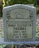 Elizabeth Mary Thomas