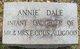 Profile photo:  Annie Dale Alligood