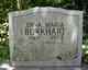 Dina Maria Burkhart