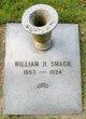 Profile photo:  William H. Smack