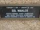 Sol Mahler