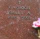 Profile photo:  Sally A. Gacioch
