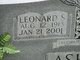 Profile photo:  Leonard Ashford, Sr