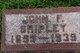 John F Shipley