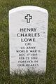 Henry Charles Lowe