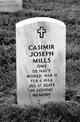 Casimir Joseph Mills