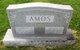 "Martha Belle ""Mattie"" <I>Jones</I> Amos"