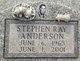 Profile photo:  Stephen Ray Anderson