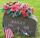 Harlan Leroy Bailey