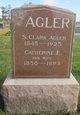 S Clark Agler