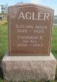 Catherine E Agler