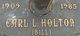Earl Larue Holton