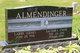 Profile photo:  Saundra <I>Evans</I> Almendinger