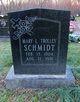 Profile photo:  Mary Louise Trolley <I>Battaglia</I> Schmidt