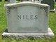 Mabel L <I>Dayton</I> Niles