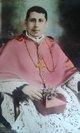 Profile photo: Archbishop Victor Manuel Sanabria Martínez
