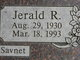 """Jerald Reed """"Jerry"""" Clyde"""