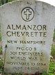 Profile photo:  Almanzor Chevrette