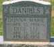 Profile photo:  Donna Marie Daniels