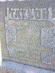 Margaret Tabetha <I>Huffman</I> Taylor