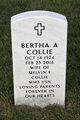 Bertha Ada <I>McAdams</I> Collie