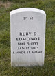 Ruby Dean <I>Kaiser</I> Edmonds
