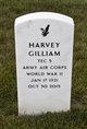 Harvey Gilliam